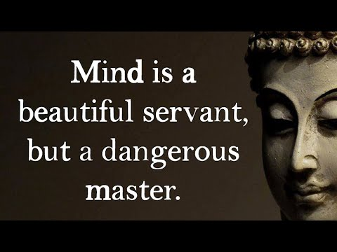 Mind Is A Beautiful Servent But A