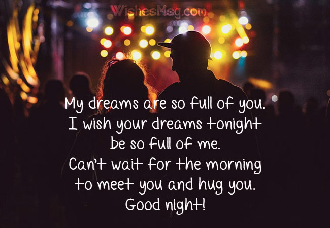 My Dream Are So Full Of You