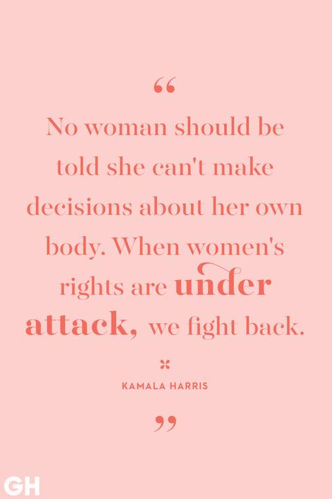 No Woman Should Be