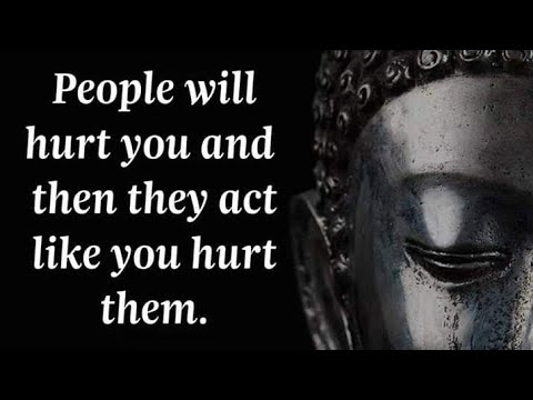 People Will Hurt You And Then