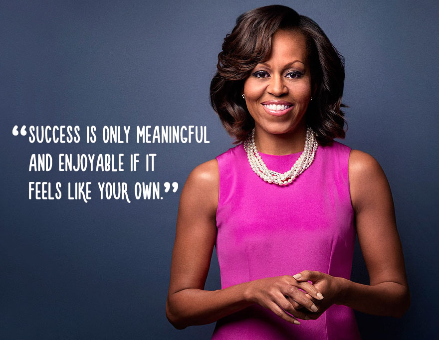 Success Is Only Meaningful
