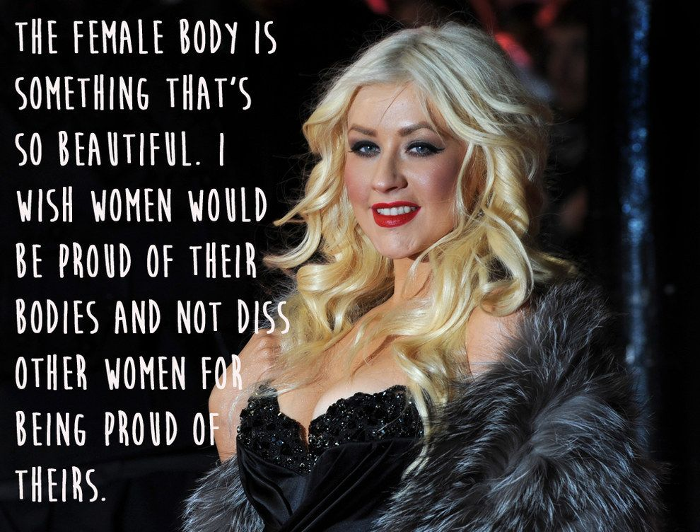 The Female Body Is Something Thats So Beautifull