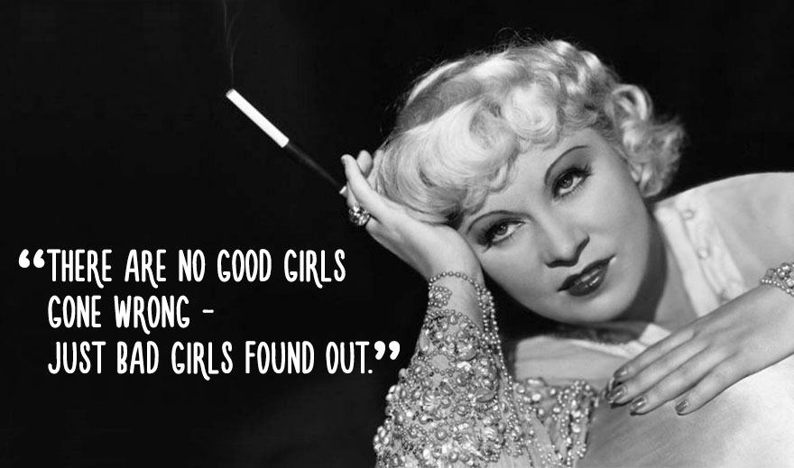 There Are No Good Girls Gone