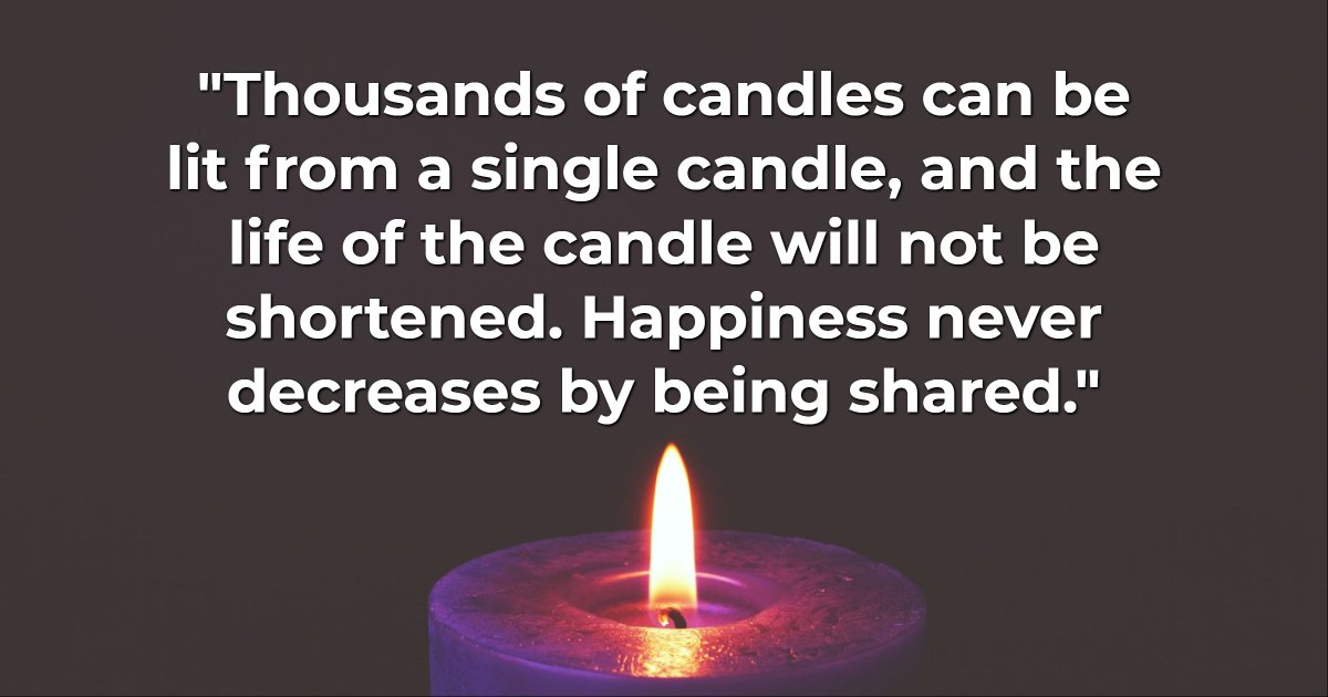 Thousands Of Candle Can Be