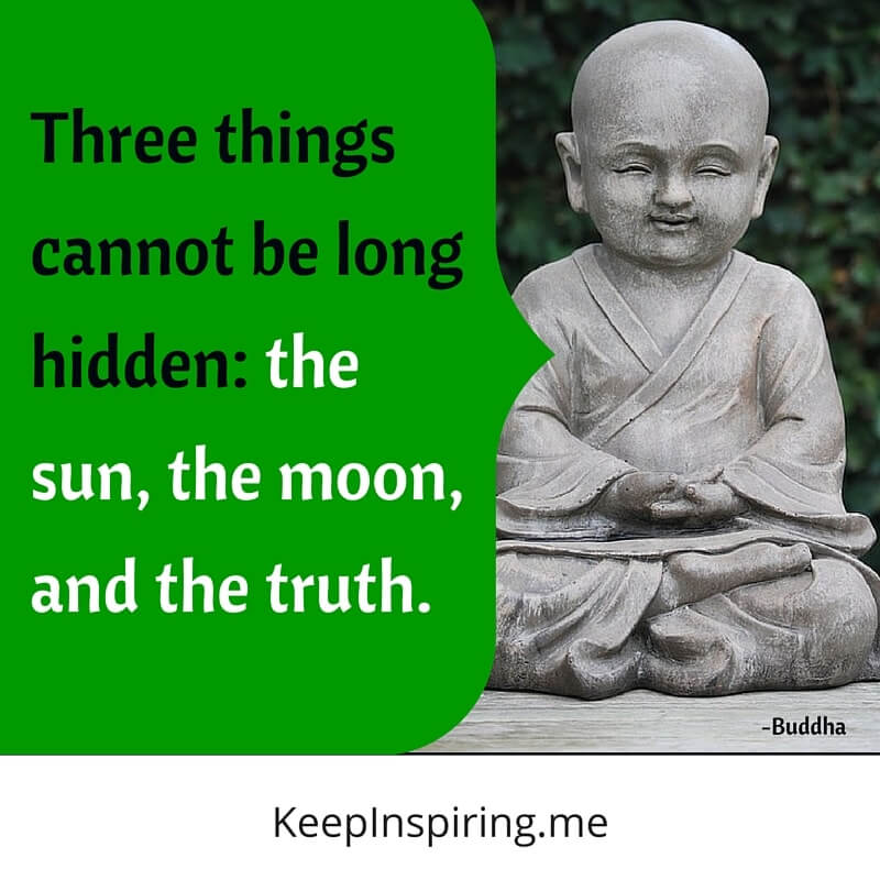 Three Things Cannot Be Long