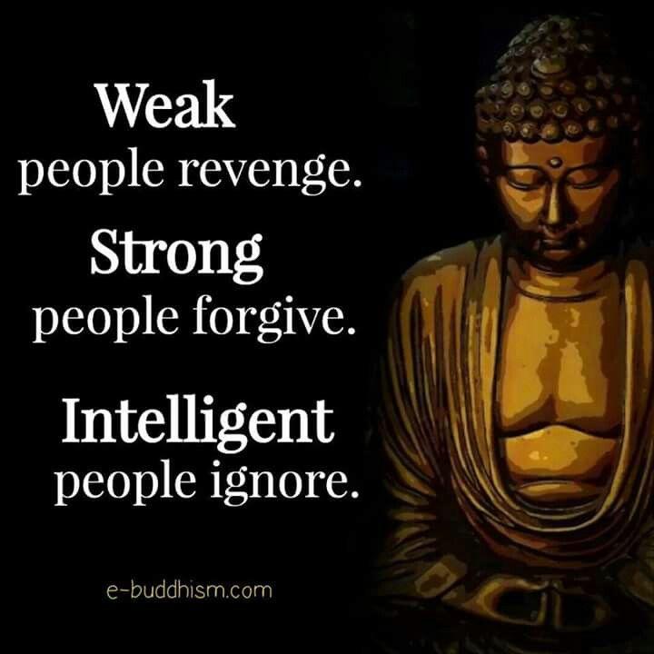 Weak People Revenge Strong People