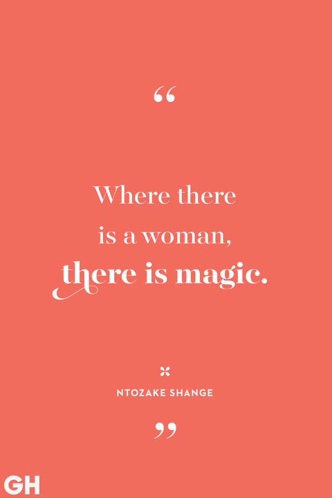 Where There Is A Woman Magic
