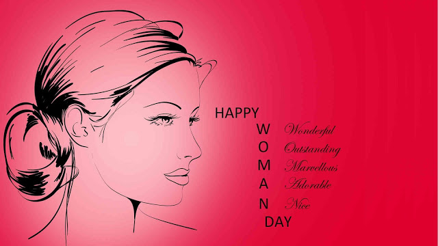 Wonderful Outstanding Woman Day