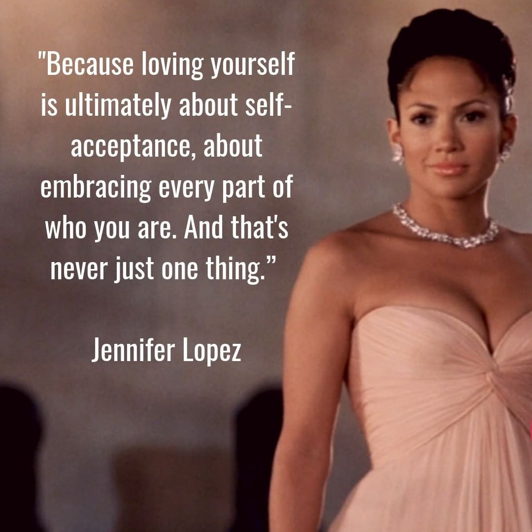 Because Loving Yourself Is Ultimately About Self Acceptance