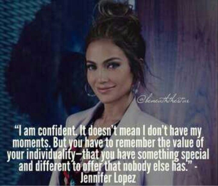 I Am Confident It Doesnt Mean I Dont Have My Moments