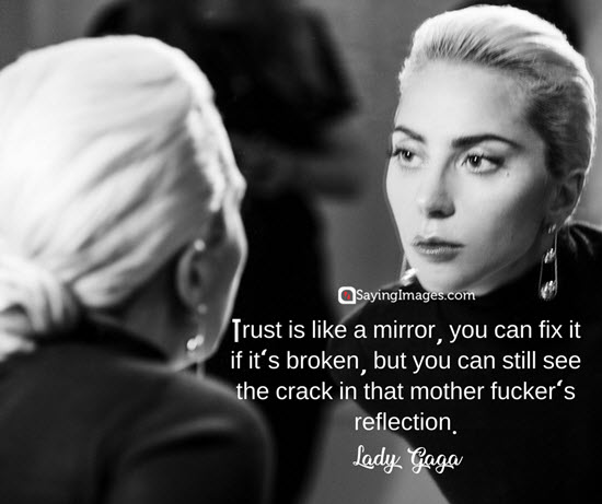 Trust Is Like A Mirror You Can Fix It