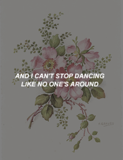 And I Cant Stop Dancing Like No