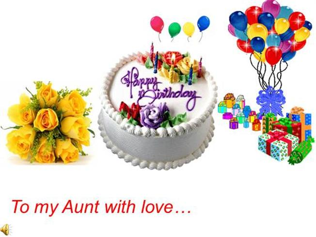 My Aunt With Love