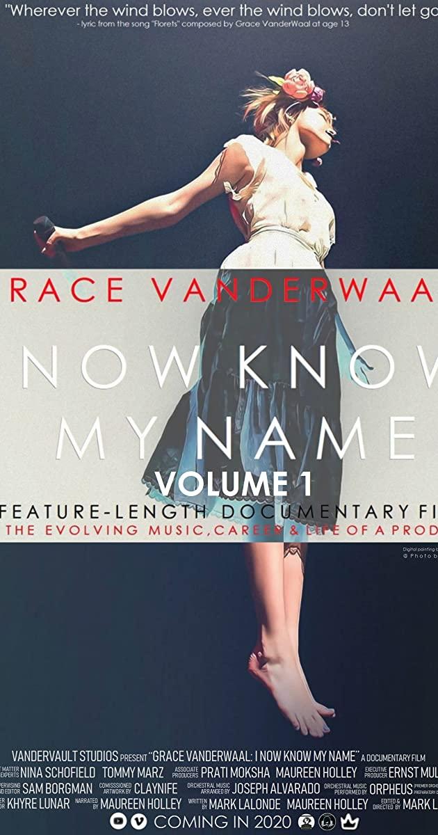 Race Vanderwaa Now Know My Name