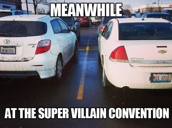 At The Super Villain Car Memes Car Throttle