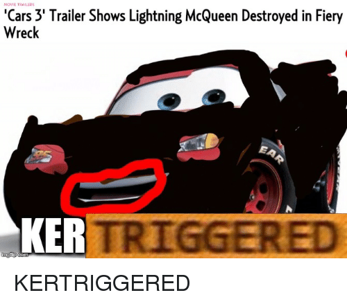 Cars 3 Trailer Shows Cars Movie Memes