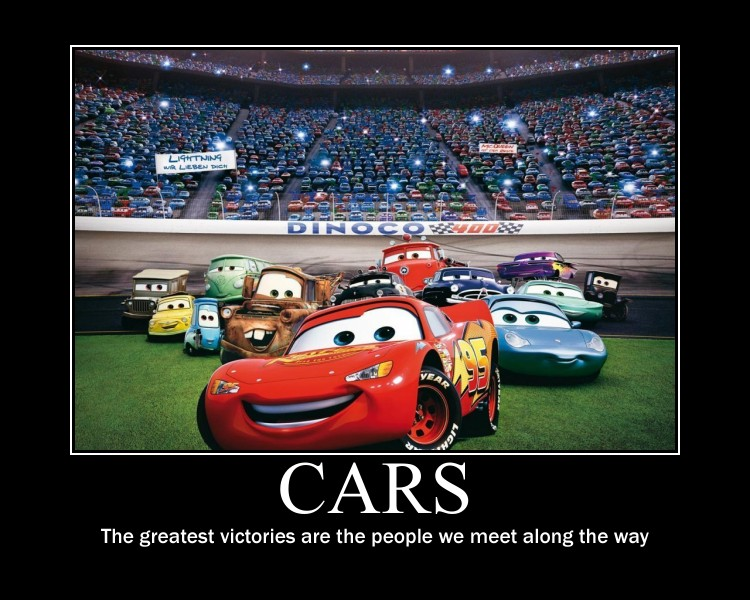 The Greatest Victories Are Cars Movie Memes