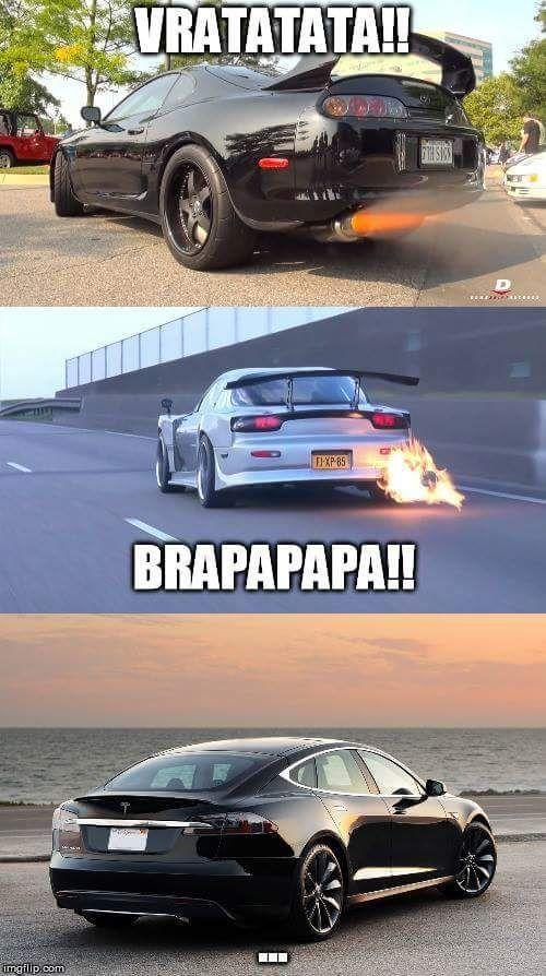 Vratatata!! Brapapapa!! Car Meme