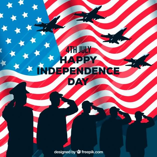 Best 4th July Greetings Message And Cards Message