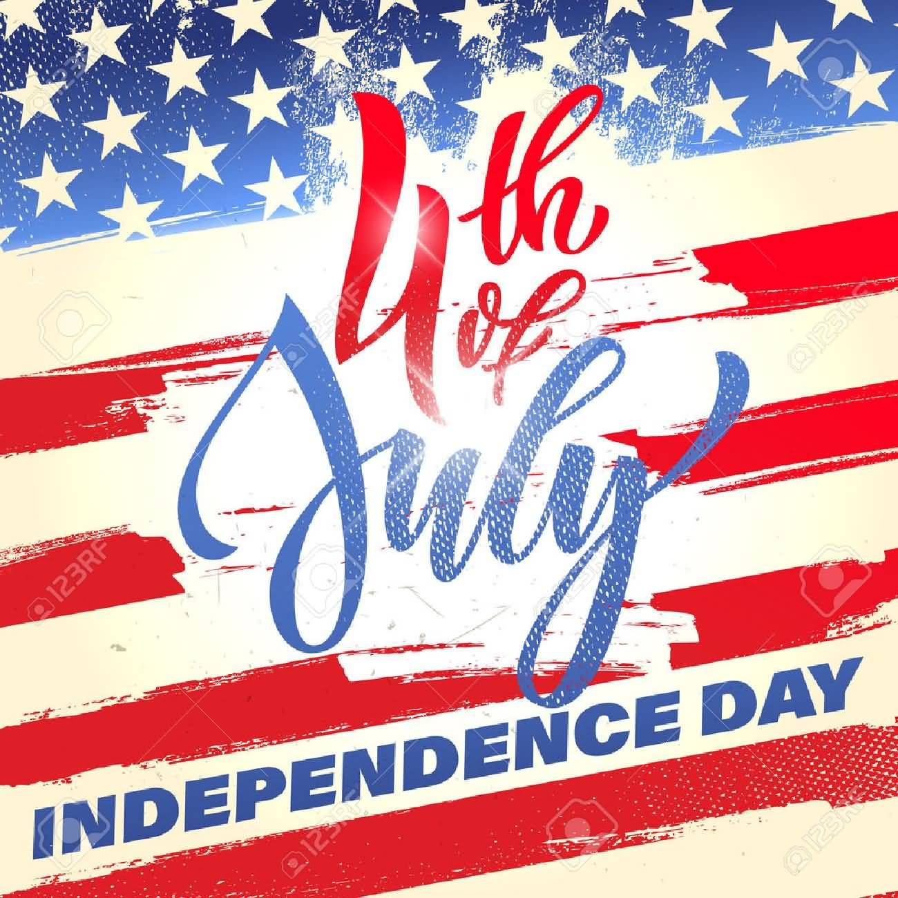 Greetings Cards Of 4th July Wishes Happy Independence Day Wishes