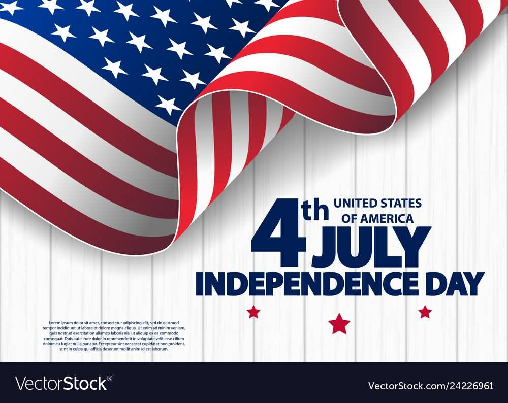 Happy 4th July Greetings Messages and Wishes Images