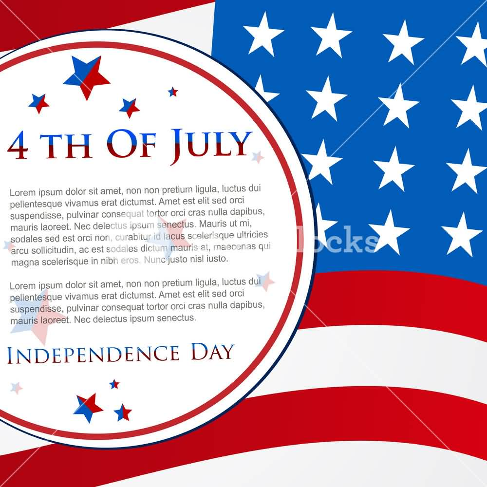 USA Independence Day And Greetings Cards Images