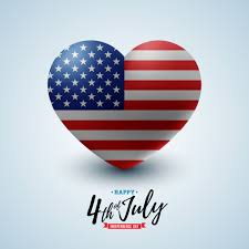USA Wishes And Greetings Cards For 4th July