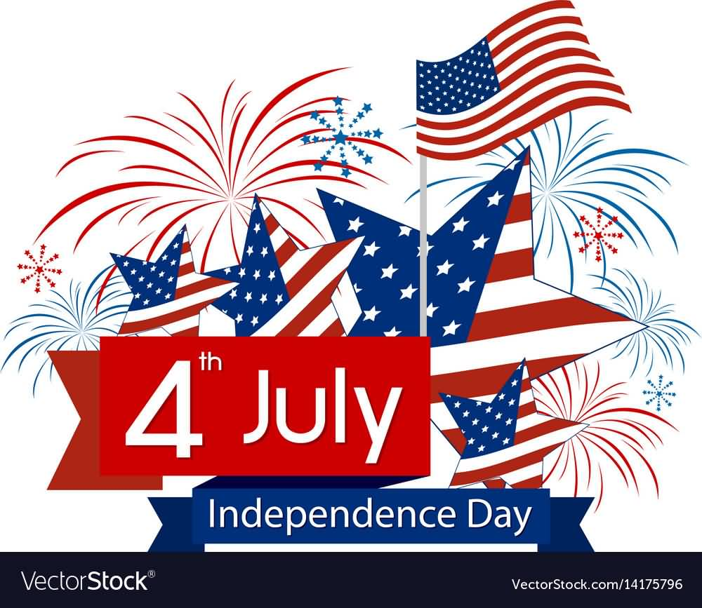 Wonderful USA Independence Day Greetings Cards And Wishes, Images