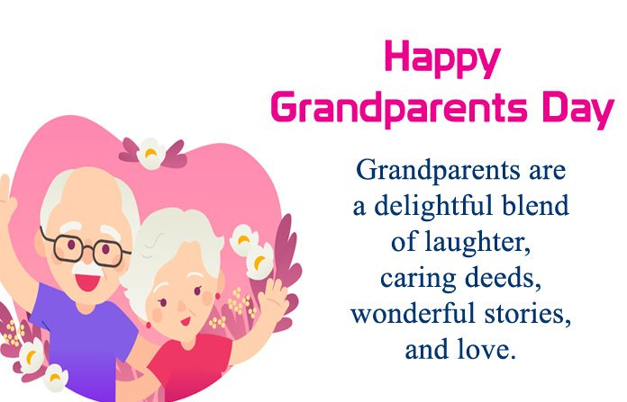 Beautiful Quotes And Wishes On Grandparents Day Greetings Images