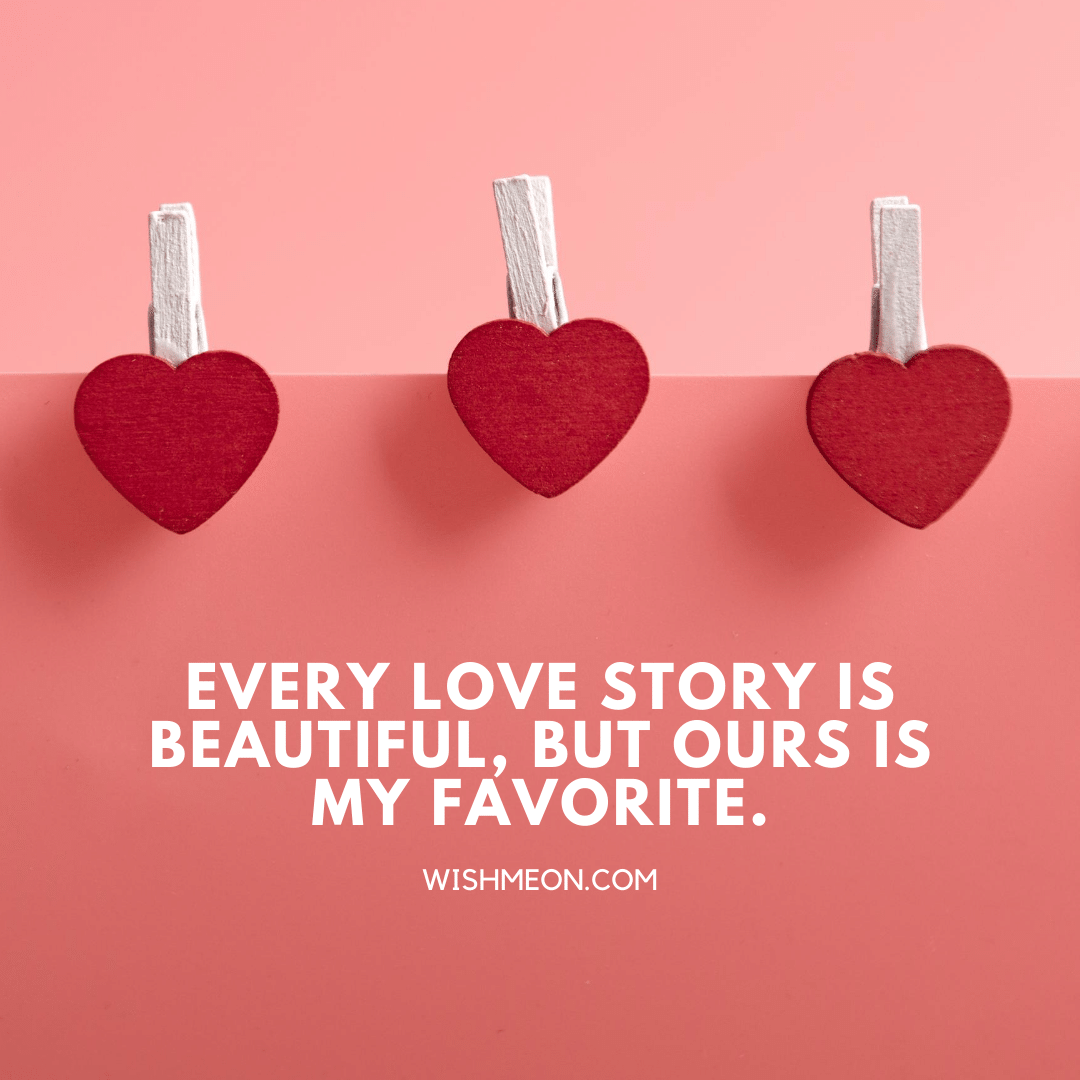 Every Love Story Is Love Quotes
