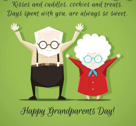 Grandparents Day Greetings Quotes And Messages and Wishes