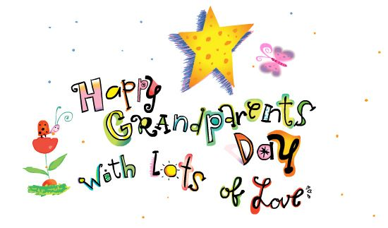 Happy Grandparents Day Greetings Messages And Images