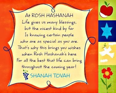 Have A Wonderful Day Happy Rosh Hashanah Wishes And Greetings