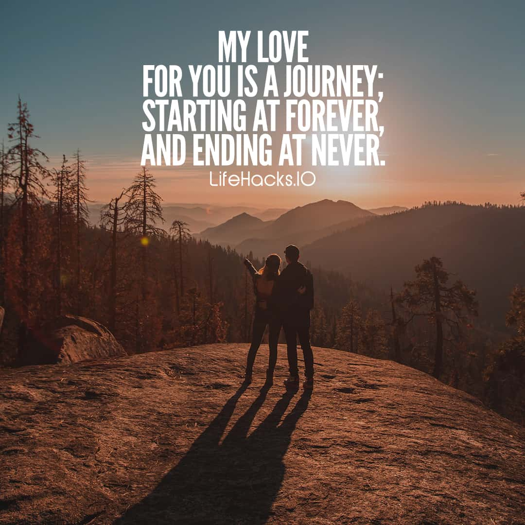 My Love For You Love Quotes