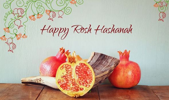 Wish You A Wonderful Day Happy Rosh Hashanah Greetings Cards And Messages