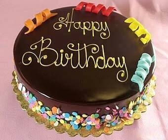 Awesome Birthday Cake Greetings Messages And Images