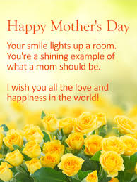 Beautiful Mother's Day Wishes Quotes And Greetings Messages