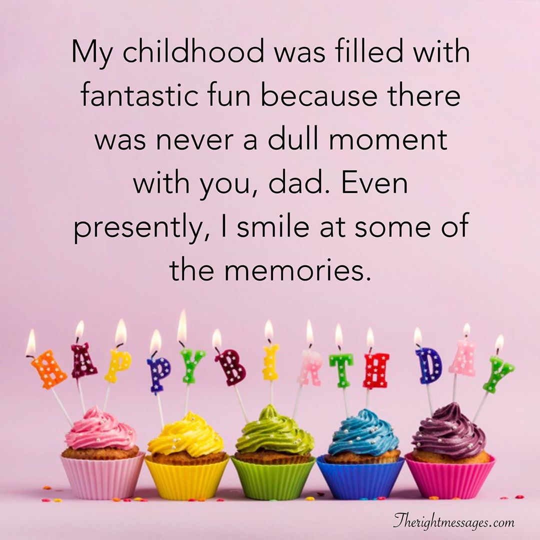 Best Dad Birthday Greetings Quotes By Son Wishes Images And Messages