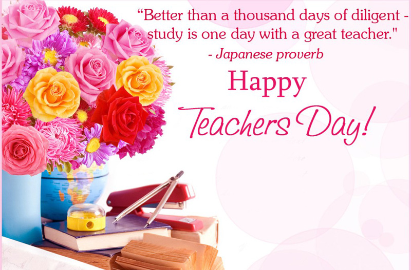 Best Teacher's Day Wishes And Greetings Messages