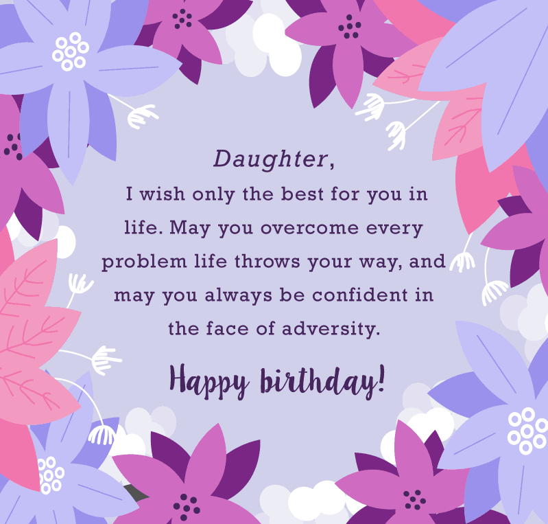 Best Wishes Happy Birthday Greetings Messages And Quotes Picture