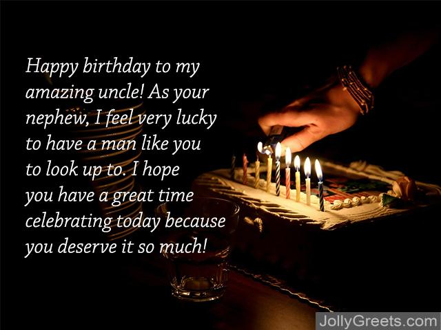 Fabulous Uncle Happy Birthday Greetings Quotes And Wishes Images