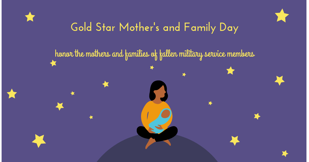 Gold Star Mother's Day Quotes And Greetings Images