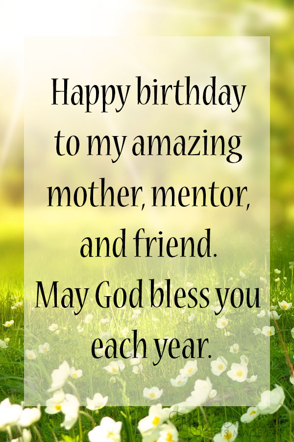Happy Birthday To My Amazing Mom Have A Great Day Greetings And Wishes Image s