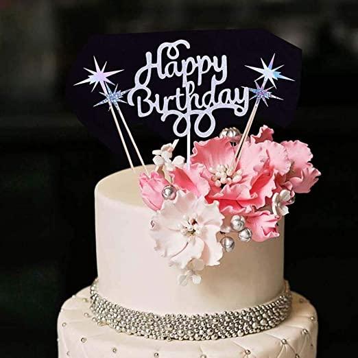 Happy Birthday Wishings Cake Image