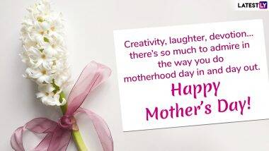 Have A Wonderful Mother's Day Wishes Quotes Images