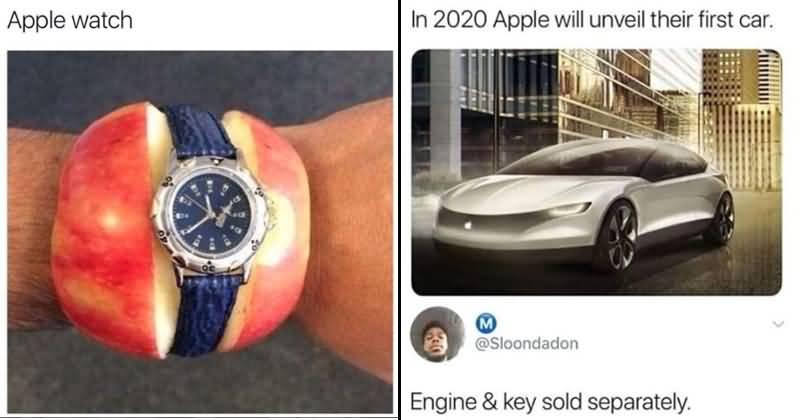 In 2020 Apple Will Apple Meme