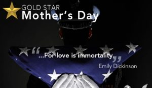 Lovely Gold Star Mother's Day Wishes And Greetings Quotes Images