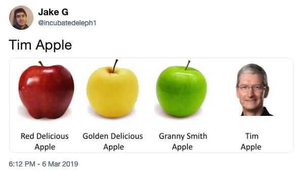 Red Delicious Apple Golden Apple Meme