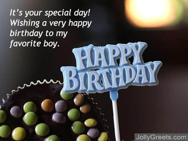 Special Birthday Greetings To lovely Son Greetings Quotes And Messages