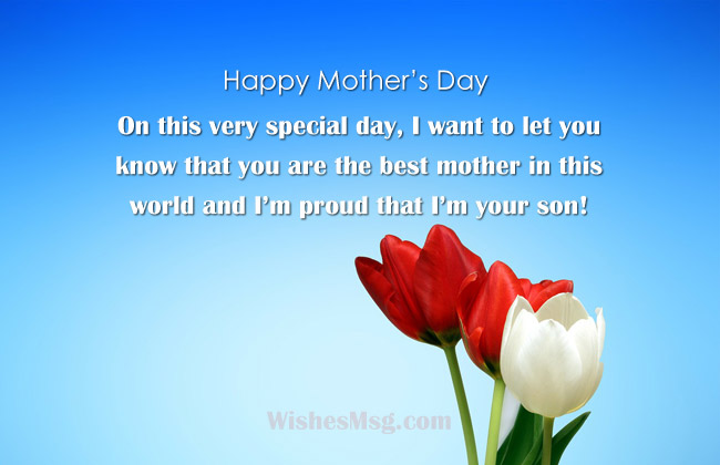 Special Mom Sepcial Mother's Day Wishes And Greeitngs Images